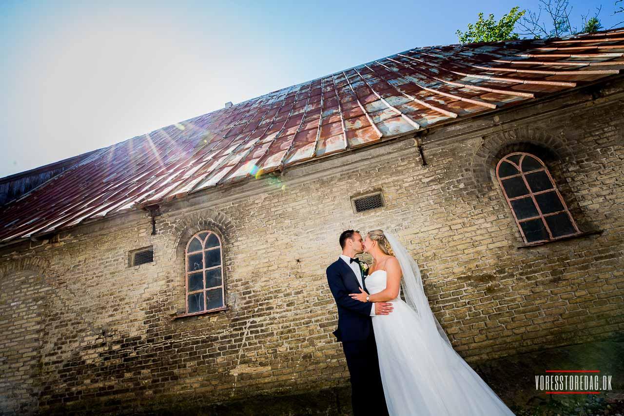 Bryllupsfotograf der skaber kreative, stilfulde og personlige billeder. Fotograf til jeres bryllup der levere et personligt kvalitetsprodukt i kan nyde mange år