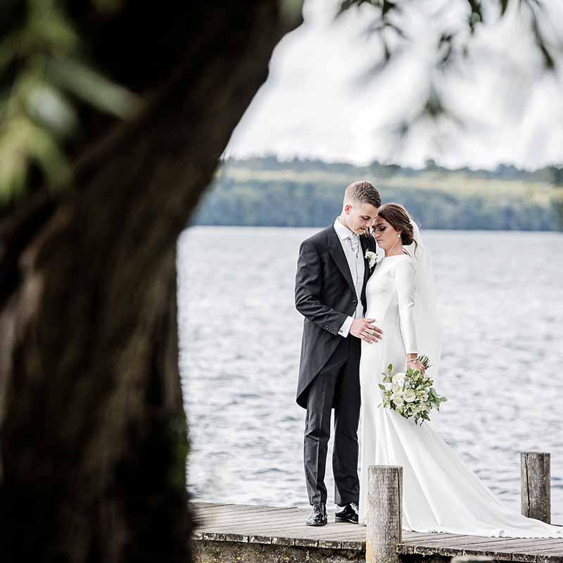 Bryllupsfotograf - Unikke bryllupsbilleder til en god pris