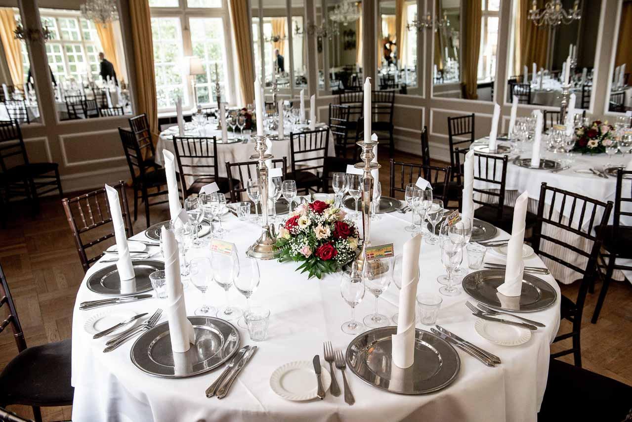Billederne fra brylluppet leveres – med mindre andet er aftalt – i et flot online- galleri