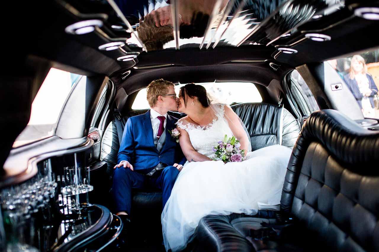 Forevig jeres bryllupshistorie gennem professionelle billeder.